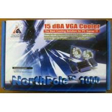 Кулер для видео-карты GlacialTech NorthPole 1000 (Ногинск)