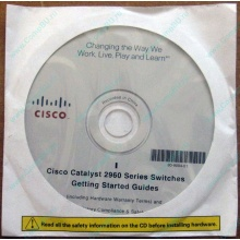 85-5777-01 Cisco Catalyst 2960 Series Switches Getting Started Guides CD (80-9004-01) - Ногинск