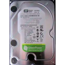 Б/У жёсткий диск 1Tb Western Digital WD10EVVS Green (WD AV-GP 1000 GB) 5400 rpm SATA (Ногинск)