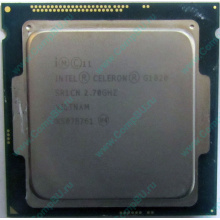 Процессор Intel Celeron G1820 (2x2.7GHz /L3 2048kb) SR1CN s.1150 (Ногинск)