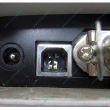 Термопринтер Zebra TLP 2844 (выломан USB разъём в Ногинске, COM и LPT на месте; без БП!) - Ногинск