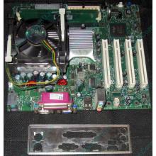 Комплект: плата Intel D845GLAD с процессором Intel Pentium-4 1.8GHz s.478 и памятью 512Mb DDR1 Б/У (Ногинск)