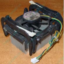 Кулер для процессоров socket 478 с медным сердечником внутри алюминиевого радиатора Б/У (Ногинск)
