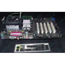 Материнская плата Intel D845PEBT2 (FireWire) с процессором Intel Pentium-4 2.4GHz s.478 и памятью 512Mb DDR1 Б/У (Ногинск)