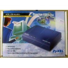 Внешний ADSL модем ZyXEL Prestige 630 EE (USB) - Ногинск